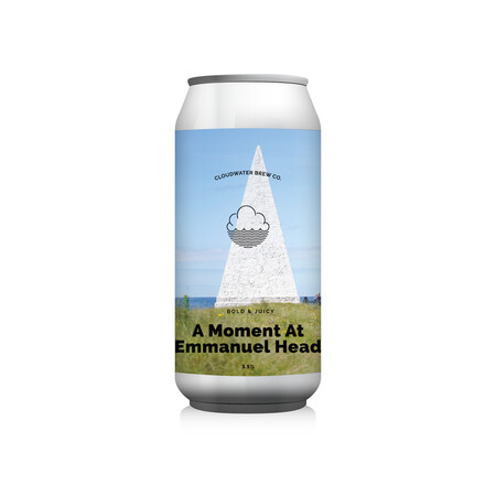 Cloudwater Brew Co A Moment At Emmanuel Head (G. 701) (CANS) – Buy Beer online on EeBriaTrade.com