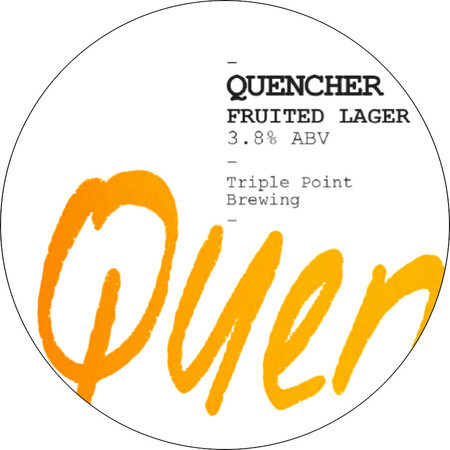 Triple Point Brewing Quencher – Buy Beer online on EeBriaTrade.com