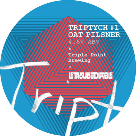 Triple Point Brewing Triptych  – Buy Beer online on EeBriaTrade.com