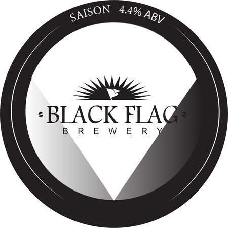 Black Flag Brewery saison – Buy Beer online on EeBriaTrade.com