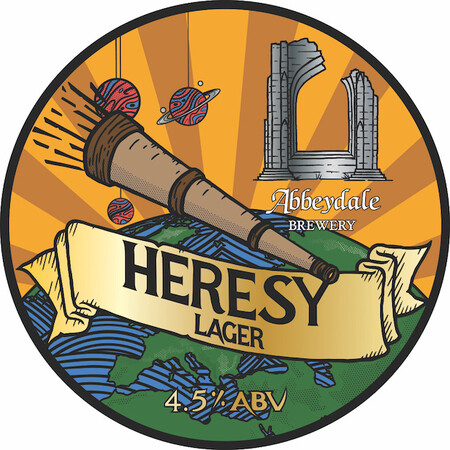 Abbeydale Brewery Heresy – Buy Beer online on EeBriaTrade.com