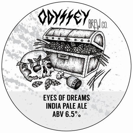 Odyssey Brew Co. Eyes Of Dreams  – Buy Beer online on EeBriaTrade.com