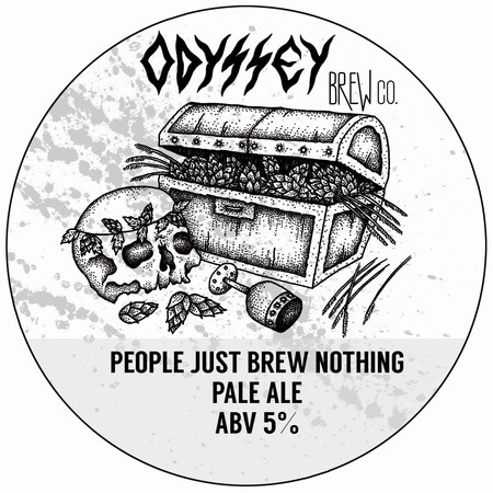 Odyssey Brew Co. People just brew nothing  – Buy Beer online on EeBriaTrade.com