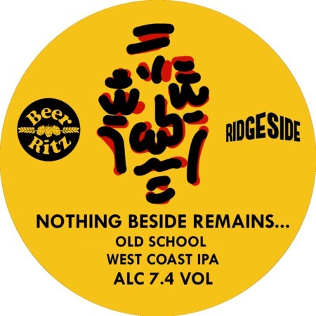 Ridgeside Brewing Co Nothing Beside Remains... – Buy Beer online on EeBriaTrade.com