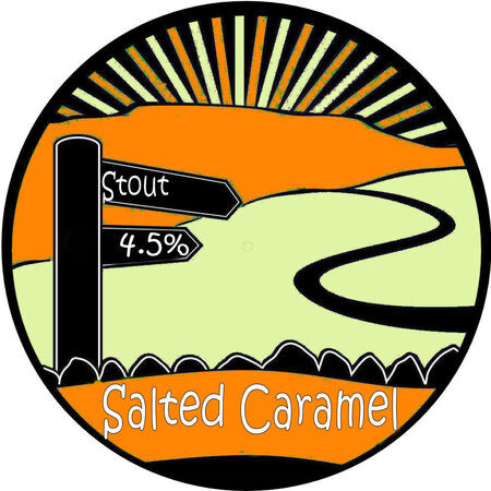 Yorkshire Dales Salted Caramel Stout – Buy Beer online on EeBriaTrade.com