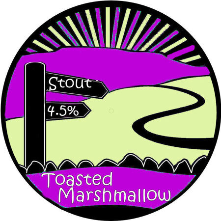 Yorkshire Dales Toasted Marshmallow Stout – Buy Beer online on EeBriaTrade.com