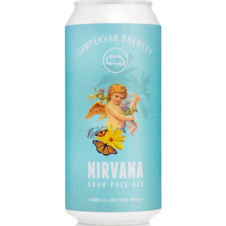 Campervan Brewery Nirvana – Buy Beer online on EeBriaTrade.com