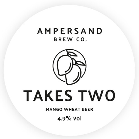 Ampersand Brew Co Takes Two - Mango Wheat Beer – Buy Beer online on EeBriaTrade.com