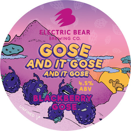 Electric Bear Brewing Co. Gose & it Gose & it Gose – Buy Beer online on EeBriaTrade.com