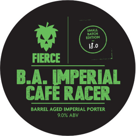 Fierce Beer BA Imperial Cafe Racer – Buy Beer online on EeBriaTrade.com