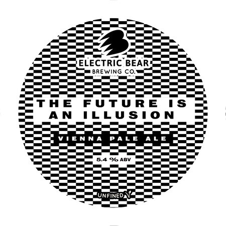 Electric Bear Brewing Co. the Future is an illusion - Vienna Pale – Buy Beer online on EeBriaTrade.com