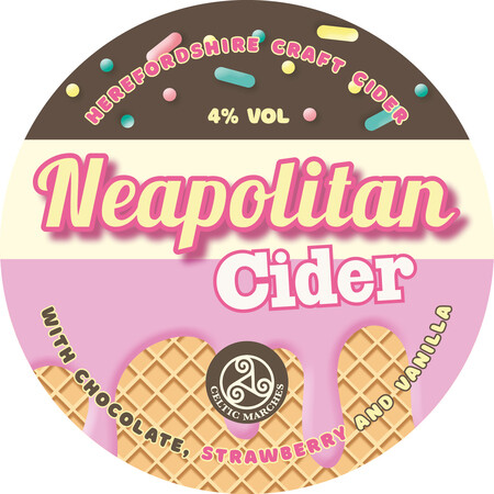 Celtic Marches Neapolitan  – Buy Cider online on EeBriaTrade.com