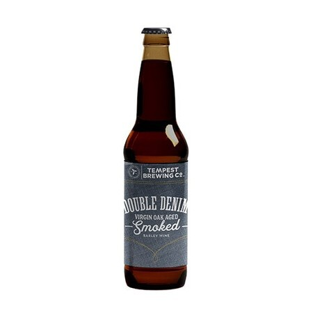 Tempest Brewing Co Double Denim Virgin Oak – Buy Beer online on EeBriaTrade.com