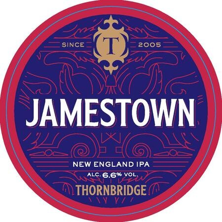 Thornbridge Brewery Jamestown – Buy Beer online on EeBriaTrade.com