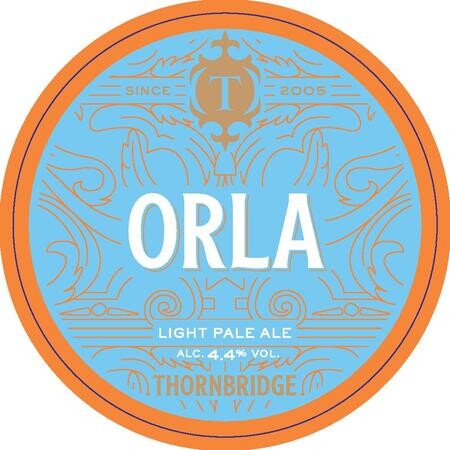 Thornbridge Brewery Orla – Buy Beer online on EeBriaTrade.com