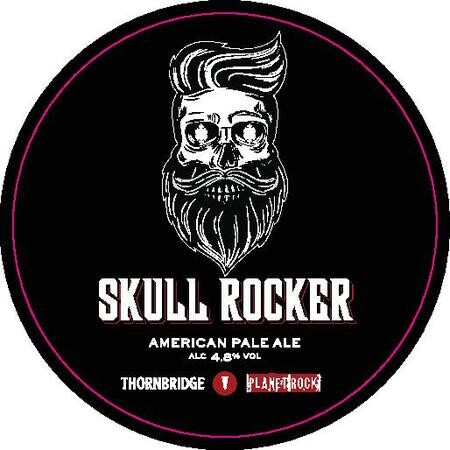 Thornbridge Brewery Skull Rocker – Buy Beer online on EeBriaTrade.com