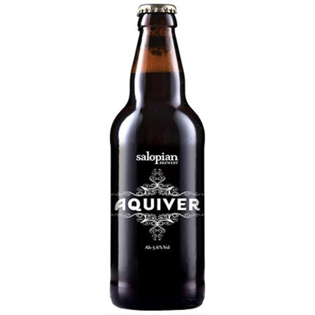 Salopian Brewery Aquiver – Buy Beer online on EeBriaTrade.com
