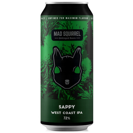 Mad Squirrel SAPPY  – Buy Beer online on EeBriaTrade.com