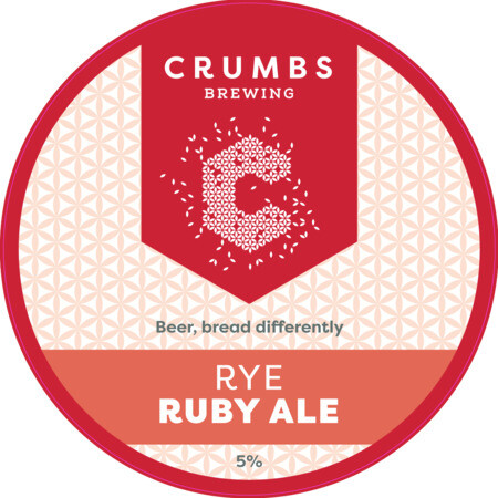 Crumbs Brewing Rye Ruby Ale – Buy Beer online on EeBriaTrade.com