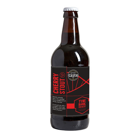 Tyne Bank Brewery Cherry Stout – Buy Beer online on EeBriaTrade.com