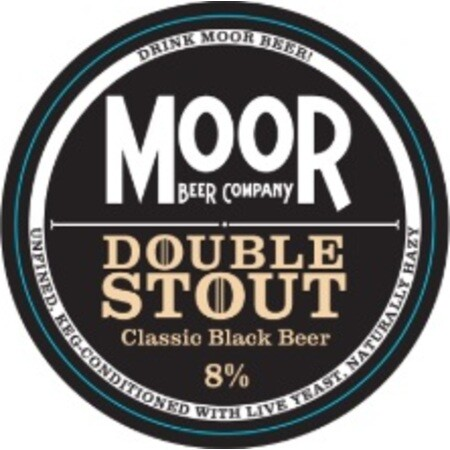 Moor Beer Company Double Stout  – Buy Beer online on EeBriaTrade.com