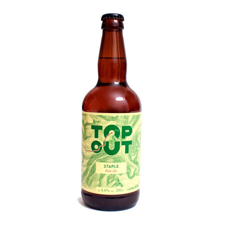 Top Out Brewery Staple - Pale Ale – Buy Beer online on EeBriaTrade.com
