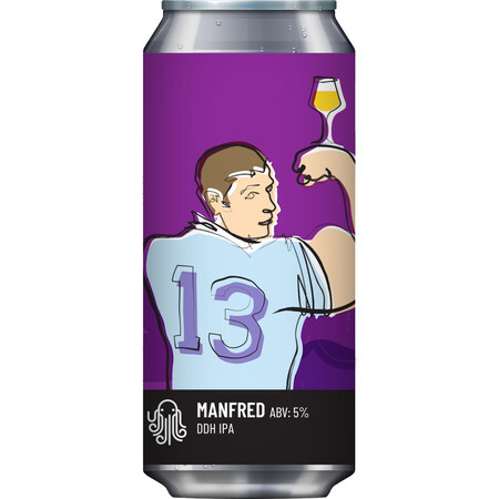 Time and Tide Brewing Manfred DDH IPA (12) – Buy Beer online on EeBriaTrade.com