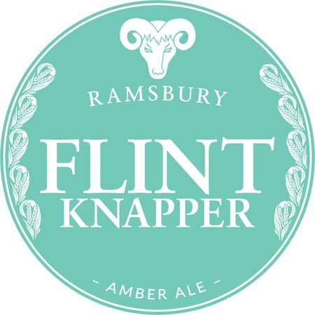 Image result for ramsbury brewery flintknapper