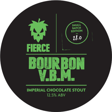 Fierce Beer Bourbon BA V.B.M – Buy Beer online on EeBriaTrade.com