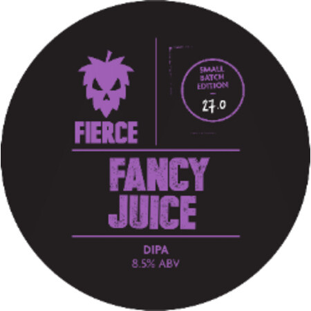Fierce Beer Fancy Juice – Buy Beer online on EeBriaTrade.com