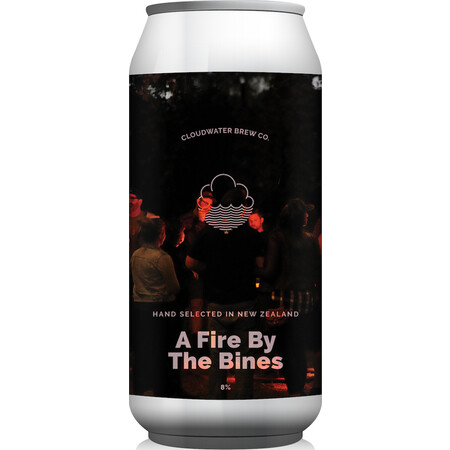Cloudwater Brew Co A Fire By The Bines (G. 727) (CANS) – Buy Beer online on EeBriaTrade.com