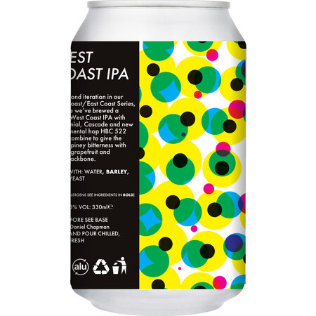 Brick Brewery West Coast IPA – Buy Beer online on EeBriaTrade.com
