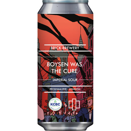 Brick Brewery Boysen Was The Cure – Buy Beer online on EeBriaTrade.com