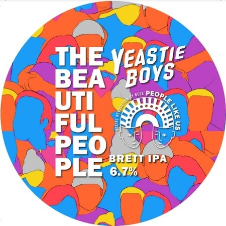 Yeastie Boys UK The Beautiful People (People Like Us Collab) – Buy Beer online on EeBriaTrade.com