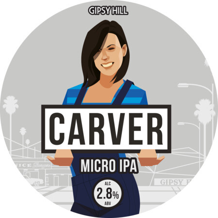 Gipsy Hill Brewing Co Carver - Micro IPA – Buy Beer online on EeBriaTrade.com