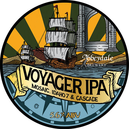 Abbeydale Brewery Voyager #19 - Idaho 7, Mosaic, Cascade – Buy Beer online on EeBriaTrade.com