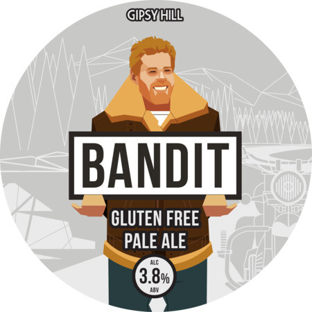 Gipsy Hill Brewing Co Bandit - GF Pale Ale – Buy Beer online on EeBriaTrade.com