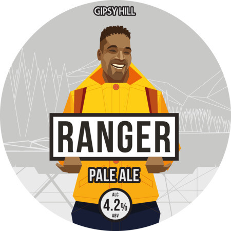 Gipsy Hill Brewing Co Ranger - Pale Ale – Buy Beer online on EeBriaTrade.com
