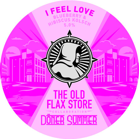 Northern Monk Brew Co. Old Flax Store Projects: I Feel Love – Buy Beer online on EeBriaTrade.com