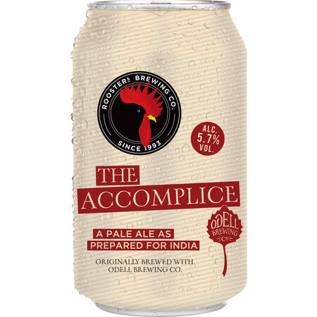 Rooster's Brewing Co. The Accomplice – Buy Beer online on EeBriaTrade.com