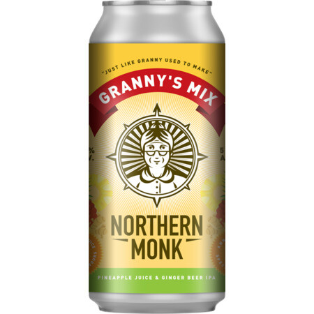 Northern Monk Brew Co. Granny's Mix  – Buy Beer online on EeBriaTrade.com