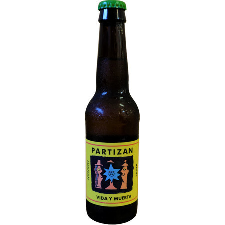 Partizan Brewing Vida y Muerta – Buy Beer online on EeBriaTrade.com