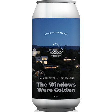 Cloudwater Brew Co The Windows Were Golden (G. 730) (CANS) – Buy Beer online on EeBriaTrade.com