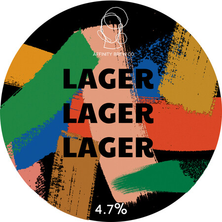 Affinity Brewing Company LAGER LAGER LAGER – Buy Beer online on EeBriaTrade.com
