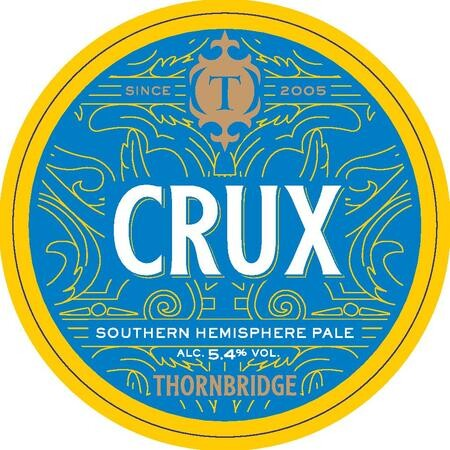 Thornbridge Brewery Crux  – Buy Beer online on EeBriaTrade.com