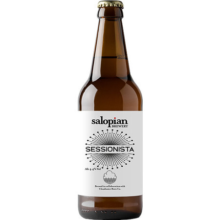 Salopian Brewery Sessionista – Buy Beer online on EeBriaTrade.com