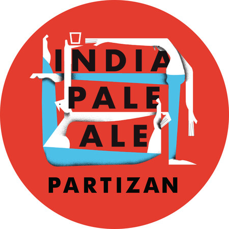 Partizan Brewing IPA  – Buy Beer online on EeBriaTrade.com