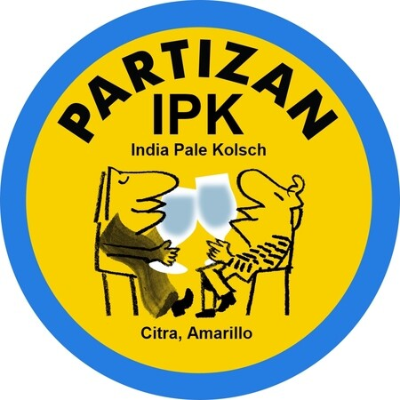 Partizan Brewing IPK – Buy Beer online on EeBriaTrade.com
