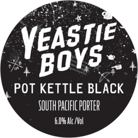 Yeastie Boys UK Pot Kettle Black – Buy Beer online on EeBriaTrade.com