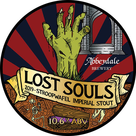 Abbeydale Brewery Lost Souls 2019 - Smashwafel – Buy Beer online on EeBriaTrade.com